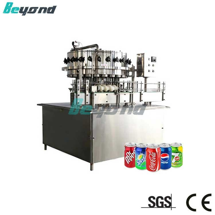 Beyond Automatic Beverage Canning Filling Machine