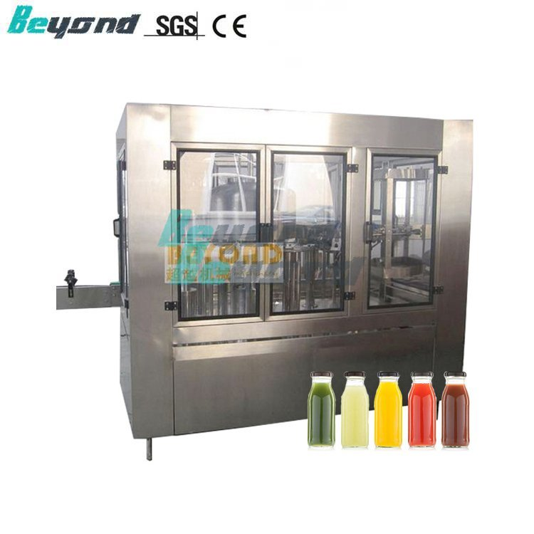 6000bph Beyond Juice Beverage Filling Machine RCGF16-12-6 Model
