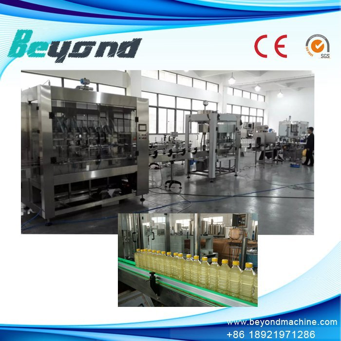 Beyond Automatic 2 In1 Oil Filling Machine with CE (24-6)